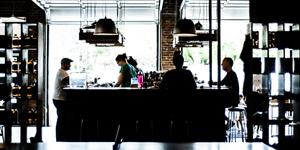 カフェ&バー販促動画