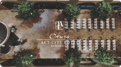 オークラアクトシティホテル浜松「ブライダル」